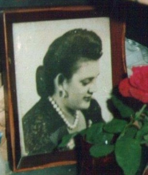 Ofelia Valdés Ríos. Camajuaní, Cuba, 1945.