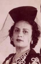 Ofelia Valdes Ríos. Camajuaní, 1940.