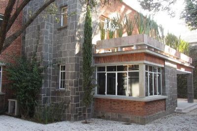 La Casa de Buñuel en México.