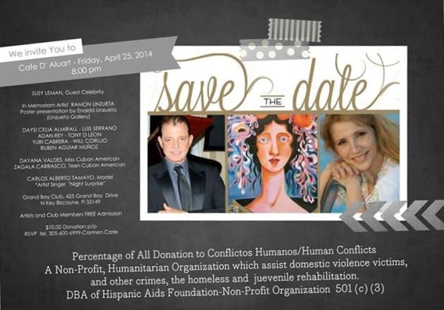 Conflictos Humanos, evento