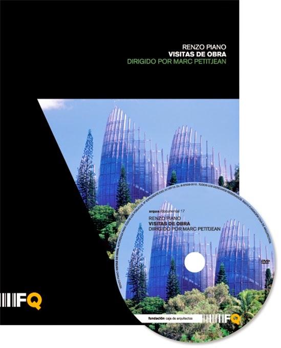 Renzo Piano/ Visitas de obra Dirigido por Marc Petit Jean, Francia 1999, 52´