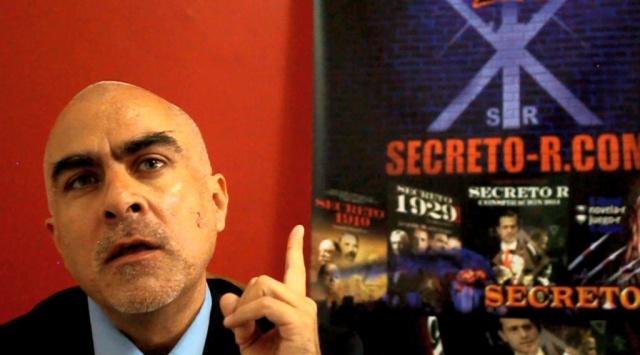 """* El periodista Leopoldo Mendívil presentará su libro """"Secreto R. Conspiración 2014"""", donde narra los detalles de una maquinación global"""