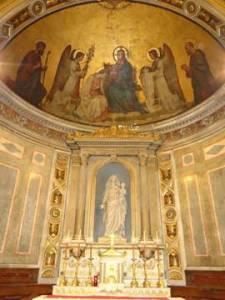 Iglesia San Felipe de Roule, París.