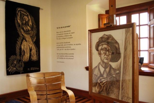 El Museo Casa Grande ubicado en el Mineral del Monte (conocido como Real del Monte) albergará la exposición de más de 100 piezas del artista.