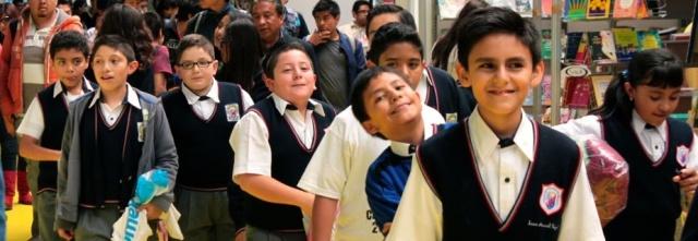 La Feria Universitaria del Libro (FUL)  Niños y FUL Jóvenes son un gran espacio para incentivar a los lectores del futuro.