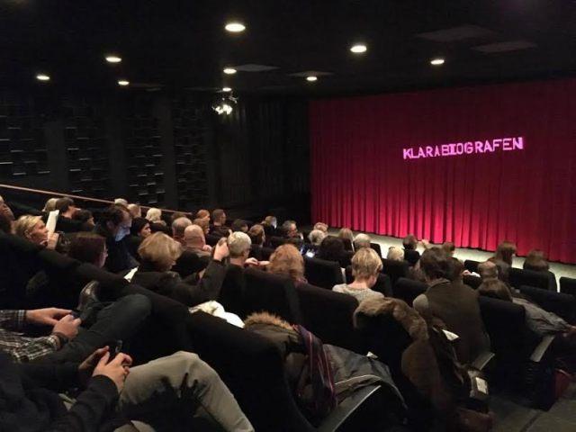 """Resultado de imagen para Estocolmo cine  """"Klarabiografen"""""""