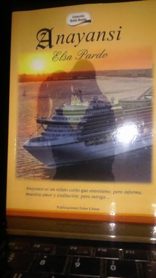 Foto Libro Anayansi grande